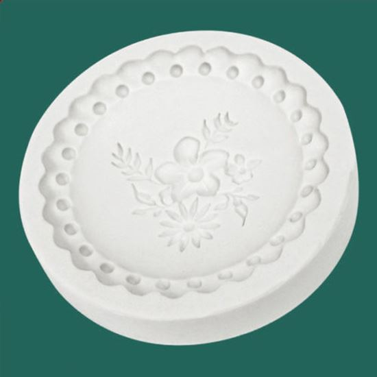 Picture of Katy Sue Designs Cupcake Mould - Victorain Garden 3