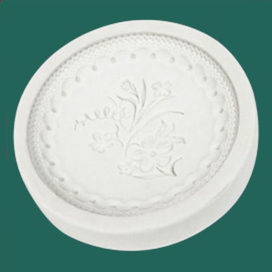 Picture of Katy Sue Designs Cupcake Mould - Victorian Garden 2