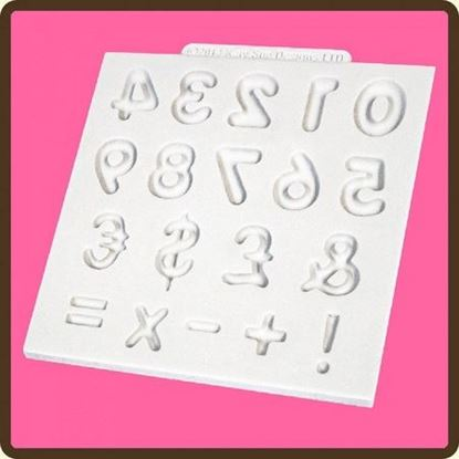 Picture of Katy Sue Design Mat - Domed Numbers