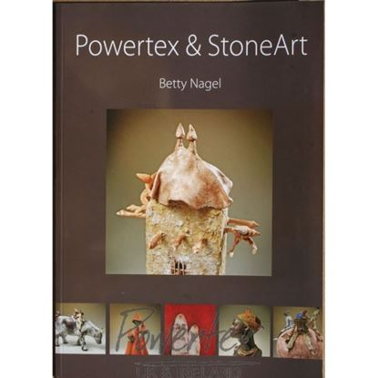 Picture of Book : Powertex & Stone Art by Betty Nagel