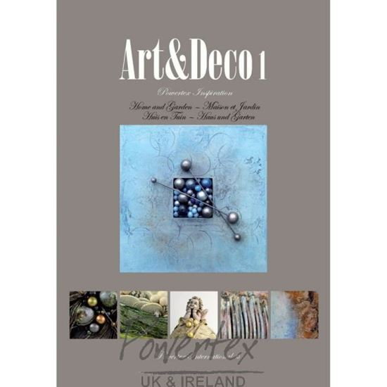 Picture of Book - Powertex Inspirations Art & Deco 1