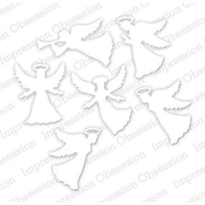 Picture of Impression Obsession Die Set Small Angels
