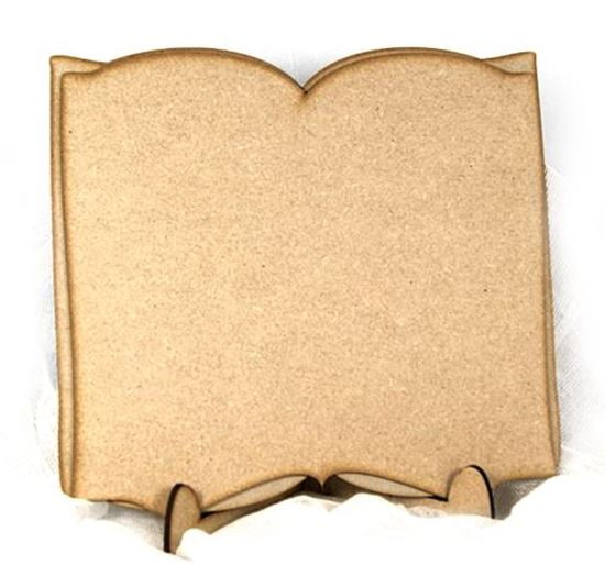 Picture of MDF Narrow Book