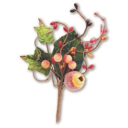 Picture of Autumn Fruit Christmas Spray