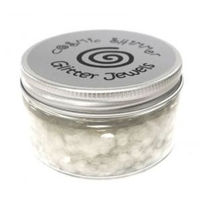 Picture of Cosmic Shimmer Glitter Jewels - Ice Flake