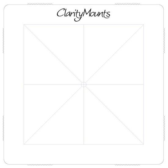 "Picture of Clarity Mega Mount 4"" x 4"""