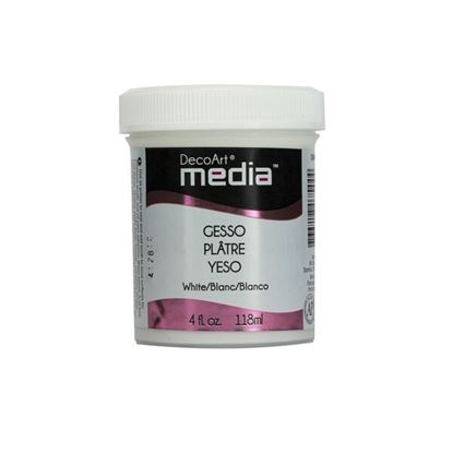Picture of Deco Art Media Gesso White 4oz
