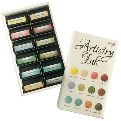 Artistry Mini Ink Pad Set - Golden Turmeric