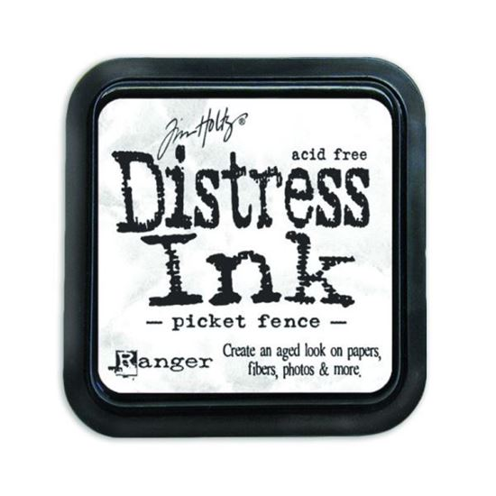Tim Holtz Distress Ink Pad Picket Fence