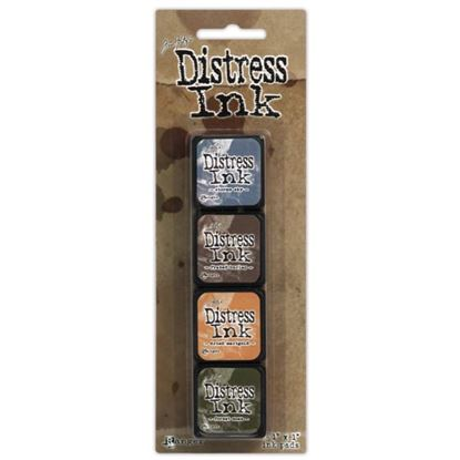 Tim Holtz Distress Ink Pad Mini Kit 9