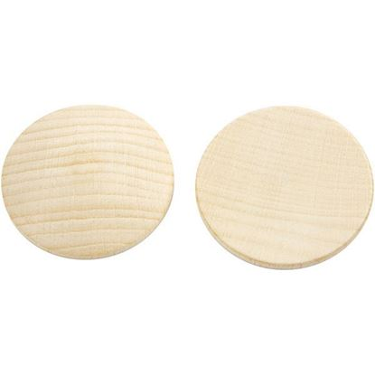 Wooden Buttons 40mm