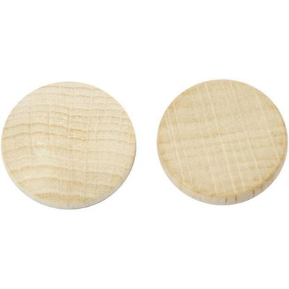 Wooden Buttons 20mm