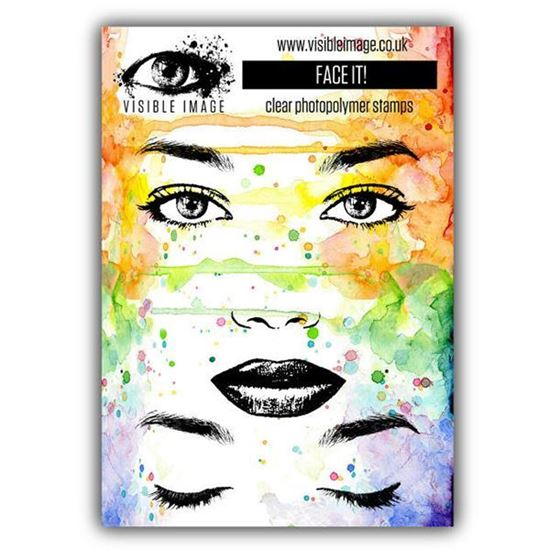 Visible Image Stamp - Face It