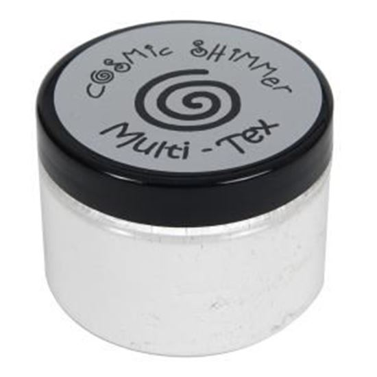 Cosmic Shimmer Multi-Tex Texture Powder.