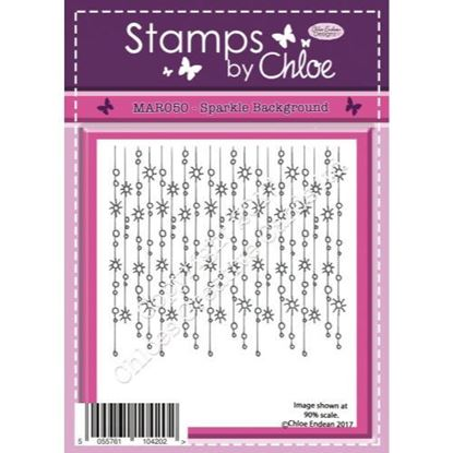 Stamps by Chloe - Sparkle Background