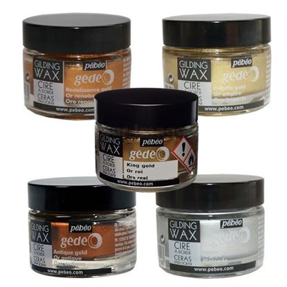 Picture of Pebeo Gilding Waxes