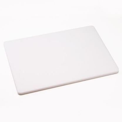 Groovi A4 Translucent White Super Foam Mat