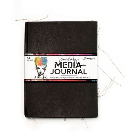 "Dina Wakley Media Journal 8"" x 10"""