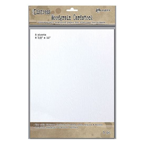 Tim Holtz Distress® Woodgrain Cardstock