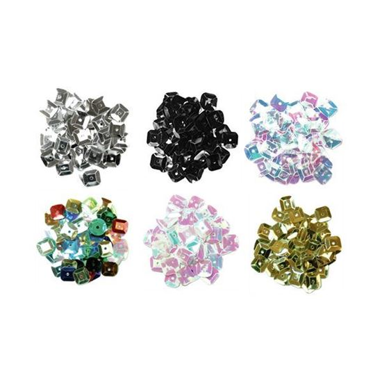 Picture of Square Sequins 7mm