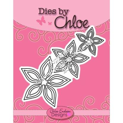 Dies By Chloe - Layered Flower