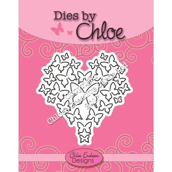 Dies By Chloe - Butterfly Heart