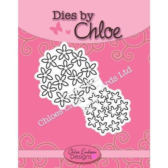 Dies By Chloe - 3D Flower