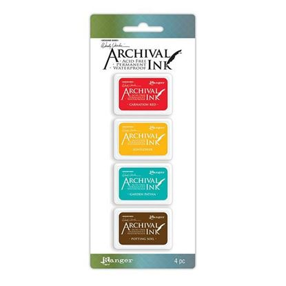 Wendy Vecchi Archival Mini Ink Pad Kit 1