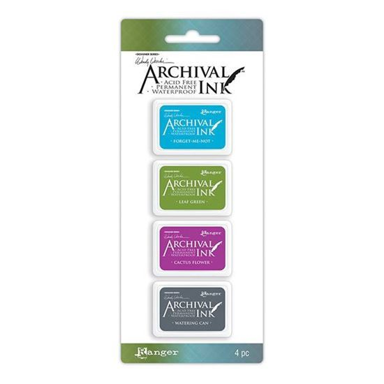 Wendy Vecchi Archival Mini Ink Pad Kit 2