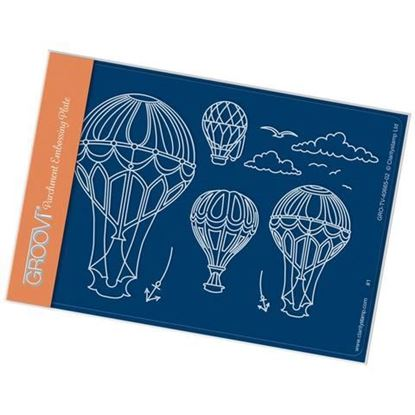 Ballooning A6 Groovi Plate