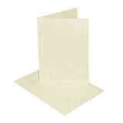 Cards & Envelopes A5 Ivory