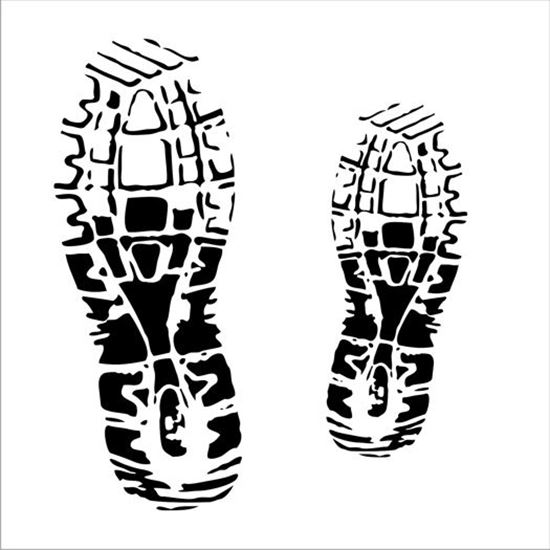 Tando Mask - Footprints