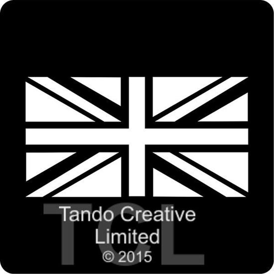 Tando Mini Mask - Union Jack