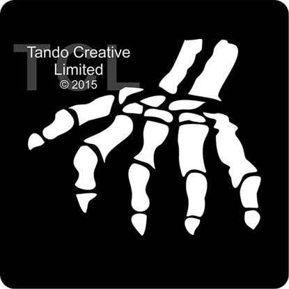 Tando Mini Mask - Skeleton Hand