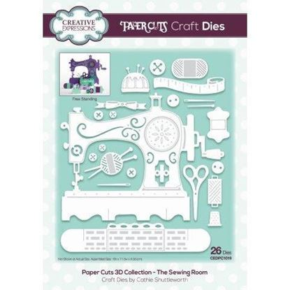 Creative Expressions Paper Cuts Die - The Sewing Room