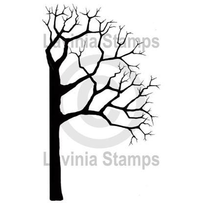 Lavinia Stamps  - Tree Half R2