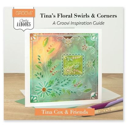 Clarity ii Book -  Tina's Floral Swirls & Corners