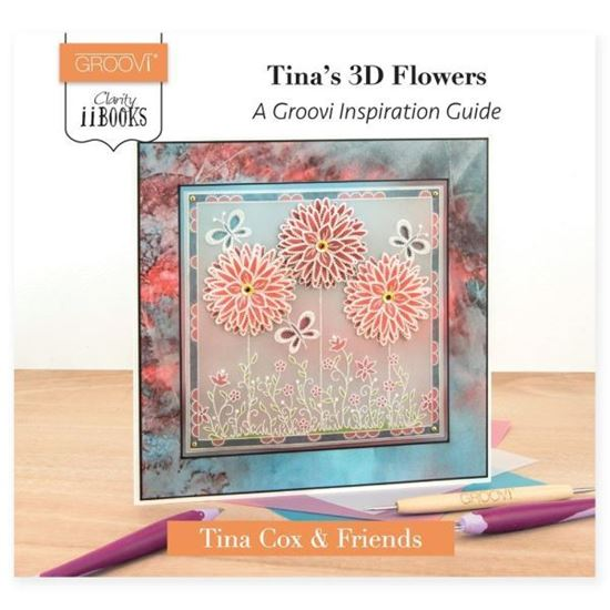 Clarity ii Book - Tina's 3D Flowers