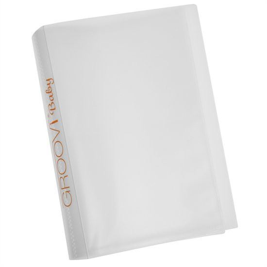 Clarity Groovi A6 Square Plate Storage Folder
