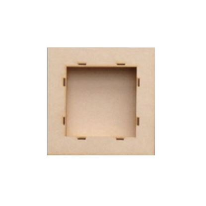"MDF Box Frame Kit To Fit 6.5"" Paper"
