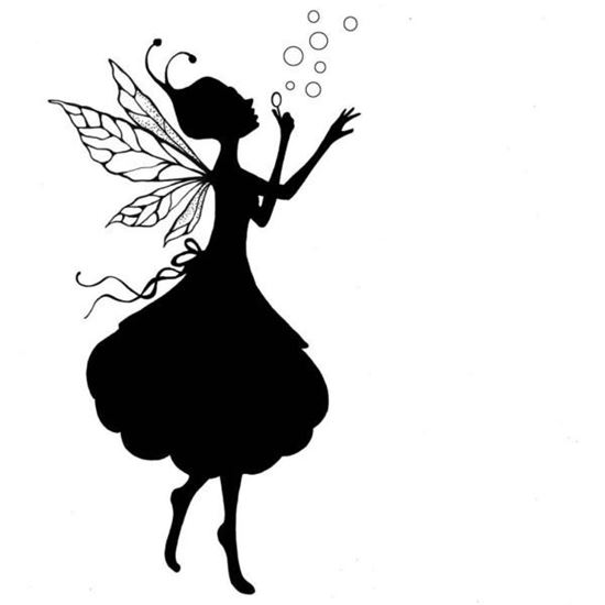 Lavinia Stamps  - Giselle Silhoutte  (Large)