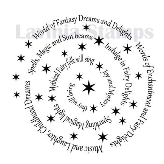 Lavinia Stamps  - Spiral of Spells