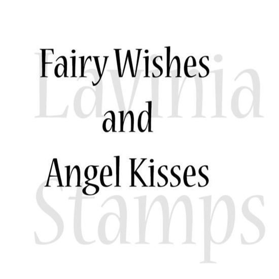 Lavinia Stamps  - Fairy Wishes Large