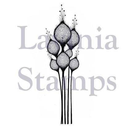 Lavinia Stamps  - Fairy Thistles