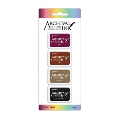 Archival Mini Ink Pad Kit 2