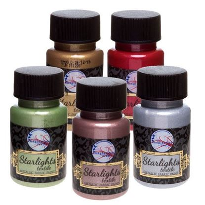 Picture of IC Starlights Textile Paints