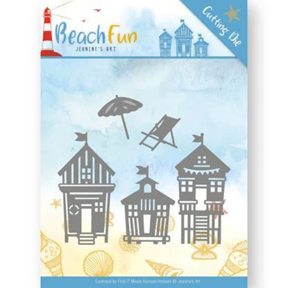 Beach Fun Dies - Beach Houses