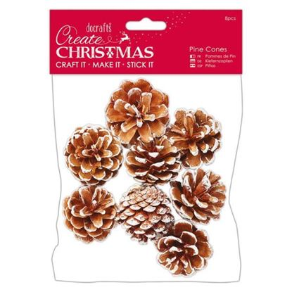 White Pine Cones - Large