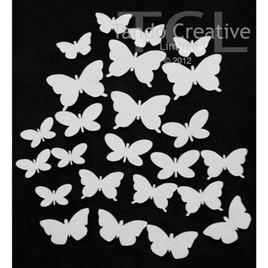 Tando Mini Butterflies