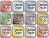 Picture of Ranger Distress Oxides 12 NEW Colours